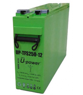 12V 250Ah Batería Solar AGM U-power UP-TFS250-12